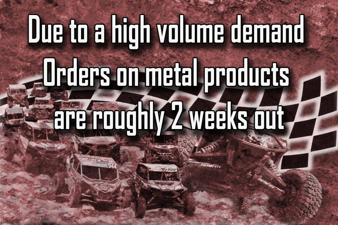high volume demand - Metal_